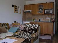 Kuchyňský kout - apartmán ubytování Jenišov