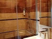 Koupelna - pronájem chalupy Stachy