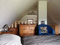 Ložnice v podkroví - Stachy