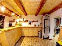Horský dům - bar - pronájem chalupy Železná Ruda