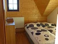 Pokoj 2 - oddělená ložnice s přistýlkou - Hlavňovice