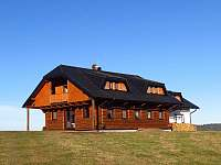 Roubenka Zámyšl - srub ubytování Hlavňovice