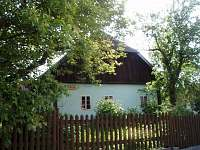 Chalupa k pronájmu - dovolená Český les rekreace Kout na Šumavě