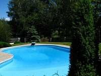 Bazén u Chalupy EDEN v Nové Peci