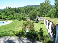 Zahrada u chalupy