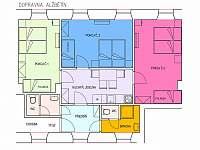 Apartmány - k pronájmu Železná Ruda - Alžbětín