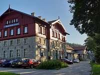 Dopravna Alžbětín - apartmán ubytování Železná Ruda - Alžbětín