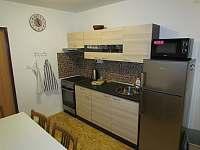 Kuchyň - apartmán k pronájmu Železná Ruda - Alžbětín