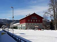 Zima - apartmán ubytování Železná Ruda - Alžbětín