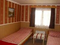 3-lůžkový pokoj