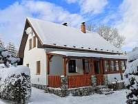 ubytování osada Plánička Chata k pronájmu