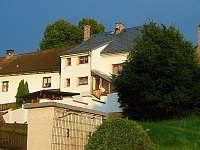 Pension Tauchen - pohled na dům - Rabí