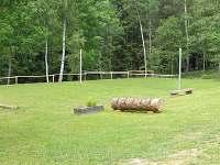 Hřiště na volejbal - nohejbal