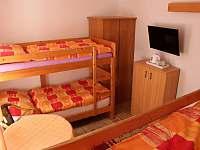 Pokoj č.2 - chalupa ubytování Železná Ruda