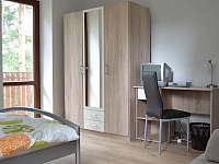 ložnice 2 - pronájem apartmánu Lipno nad Vltavou