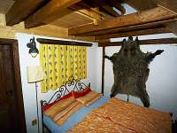pokoj 1 patro - chalupa k pronajmutí Budilov