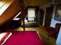 pokoj 1 patro - Budilov