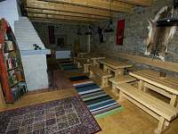společenská místnost - Budilov