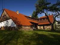 ubytování na Českokrumlovsku Chalupa k pronájmu - Budilov