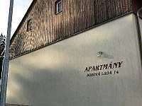 Apartmány - k pronajmutí Borová Lada