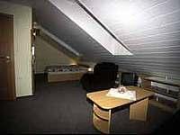 podkroví - pokoj - apartmán ubytování Borová Lada