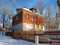 Chata Jitřenka - ubytování Křišťanovice