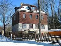 Chata Jitřenka Křišťanovice - ubytování Křišťanovice