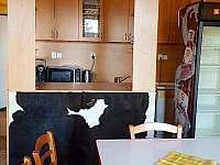 společenská místnost bar - pronájem chaty Křišťanovice