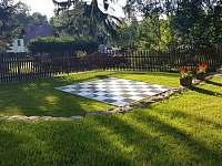 Zahrada - Křišťanovice