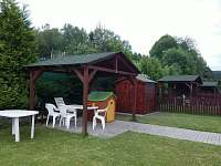 Residence-zahradní domek