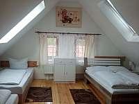 6 lůžková ložnice č.1 - Lazny