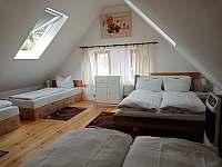 6 lůžkový pokoj - ložnice - Lazny