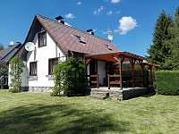 Chata k pronájmu - zimní dovolená Lipno nad Vltavou - Kobylnice
