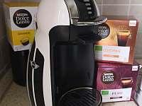 Pro milovníky kávy - pronájem apartmánu Nová Pec - Nové Chalupy