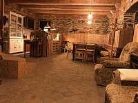společenská místnost - apartmán k pronájmu Letiny