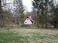 Chata ubytování v obci Pusté Skaliny