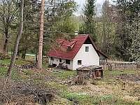 Chata k pronajmutí - dovolená  rekreace Bohdalovice - Suš