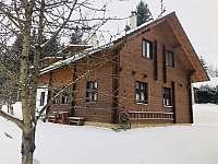 Ubytování v dřevěnce v Novém Dvoře - chalupa k pronájmu Nový Dvůr