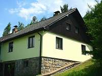 Chata k pronájmu - okolí Hůrky u Lipna
