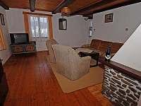 chata na Lipně - obývák
