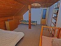 chata na Lipně - pokoj