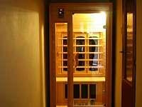 chata na Lipně - sauna