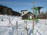 Ski areál Javorná - chalupa ubytování Javorná