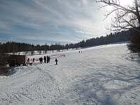Ski areál Javorná - chalupa k pronájmu