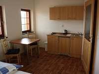 Apartmán Popelná - 2 lůžkový - k pronájmu Zdíkov - Hodonín