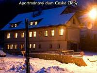 Apartmánový dům České Žleby *** - ubytování České Žleby