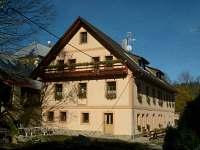 ubytování České Žleby Apartmán na horách