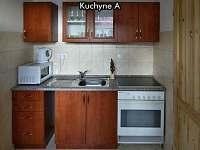Kuchyně A - České Žleby