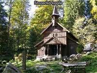 Stožecká kaple - České Žleby