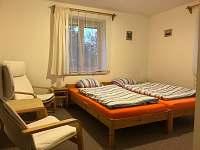 Ubytování na Slučím Tahu - dvoulůžkový apartmán
